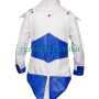 assassins creed 3 III conner kenway hoodie/coat/jacket cosplay costume leather.