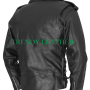"terminator ""arnold"" real cow leather jacket"