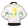drive trucker gosling jacket with scorpion