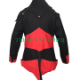 assassin's creed 3 III - conner kenway hoodie coat jacket costume top bnwt.
