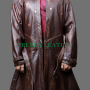 cosplay replica watch dogs leather jacket/aiden pearce