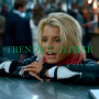 blonde ambition jessica simpson real leather jacket