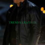 fast and furious 6 vin diesel cow-hide real/ faux leather jacket.