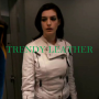 get smart anne hathaway white real leather jacket