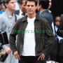 oblivion (2013) jack harper (tom cruise) suede leather jacket