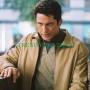 shattered: neil randall (gerard butler) real leather jacket.
