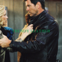shattered tom ryan (pierce brosnan) real leather jacket