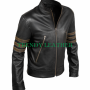 x men wolverine origins xo logans bikers leather jacket.