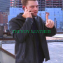 leonardo dicaprio (billy costigan) departed real leather jacket