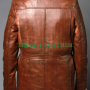 the hunger games brown (katniss everdeen) real leather jacket