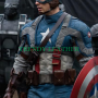 captain america the first avenger real leather jacket