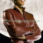 Doctor Who Martha Jones Real Leather Jacket