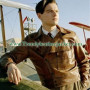 The Aviator Leonardo DiCaprio Real Leather Jacket
