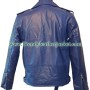blue new biker jacket1