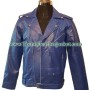 blue new biker jacket2
