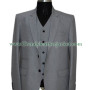 3 pcs grey new suit3