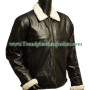 B3 Bomber Aviator Flight Real Sheepskin