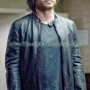Edgar Ramirez Deliver Us From Evil Black Leather Jacket1