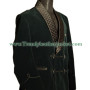 green new blazer quilted1