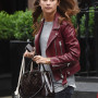 Exclusive... Alicia Vikander Steps Out In London