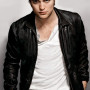 Robert Pattinson Twilight Black Real Sheep Skin Leather Jacket