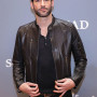 Tom Ellis Lucifer Dark Brown Real Cowhide Leather Jacket