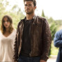 Scott Eastwood Overdrive Brown Real Cowhide Leather Jacket