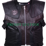 hawkeye the avengers real cow leather vest