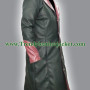 Devil May Cry 5 faux(pu) Leather Jacket Coat