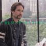 house of d david duchovny black real leather jacket