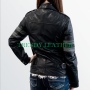 resident evil 6 womens real leather jacket