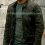 Transformers 4 Mark Wahlberg real Leather Jacket