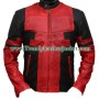 Deadpool Wade Wilson Ryan Reynolds Leather Jacket