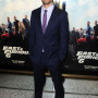 Paul Walker Dark Blue 2 Piece Designer Wedding Suit