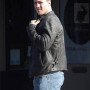 Aaron Taylor Johnson Godzilla Real Cowhide Leather Jacket 3