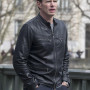 Whiskey Cavalier Scott Foley Real Cowhide Leather Jacket 3