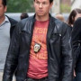 Mark Wahlberg The Other Guys Real Cowhide Leather Jacket 2