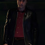 Nick Marks Blood And Truth Real Cowhide Leather Jacket