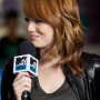 Emma Stone Real Cowhide Leather Jacket 2