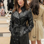 Julia Restoin Roitfeld Real Sheep Skin Leather Jacket 2