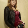 Mary McCormack In Plain Sight Real Cowhide Leather Jacket 2