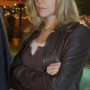 Mary McCormack In Plain Sight Real Cowhide Leather Jacket
