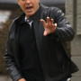 George Clooney  The Ides Of March Real Cowhide Leather Jacket