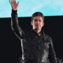 Noel Gallagher Real Sheep Skin Leather Jacket