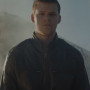 Lucas Hedges Honey Boy Real Cowhide Leather Jacket