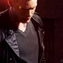Dominic Sherwood Shadowhunters Real Sheep Skin Leather Jacket 4