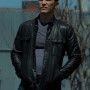 Tom Pelphrey Iron Fist Real Sheep Skin Leather Jacket